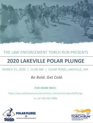 2020 Lakeville Polar Plunge