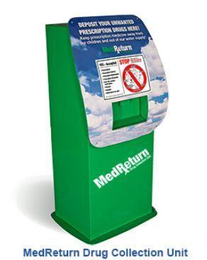 Med Return Box