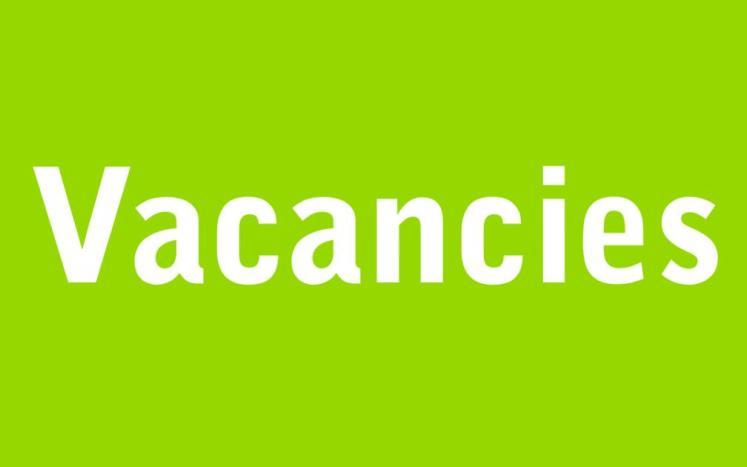 Vacancies