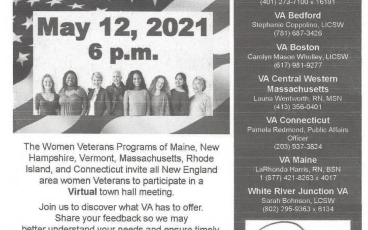 Women Veterans Forum